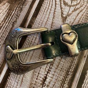 3/$20 Vintage 80's Gitano belt